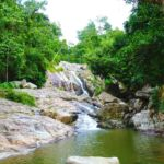 Dschungel Tour zum Wasserfall Hin Lad Koh Samui 21
