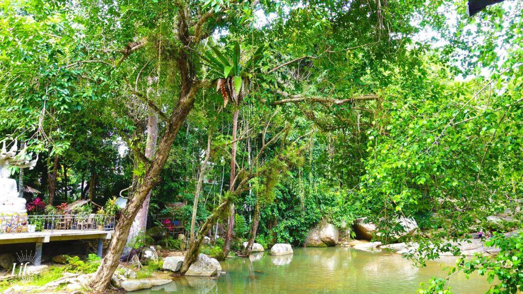 Wasserfall Hin Lad Koh Samui 8