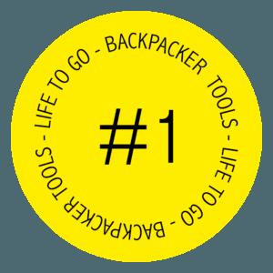 Backpacker Tools für alle Reisenden