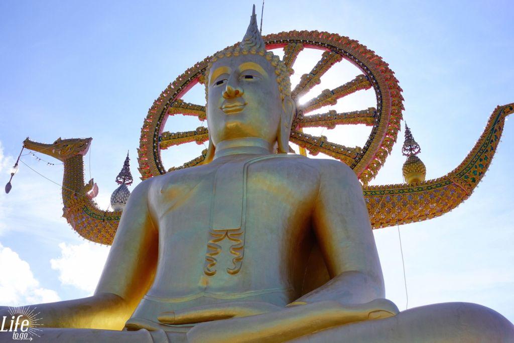 Big Buddha auf Koh Samui und die blutige Zahnfee - 1