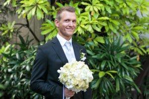 Hochzeitsstrauß Thailand Koh Samui Heirat