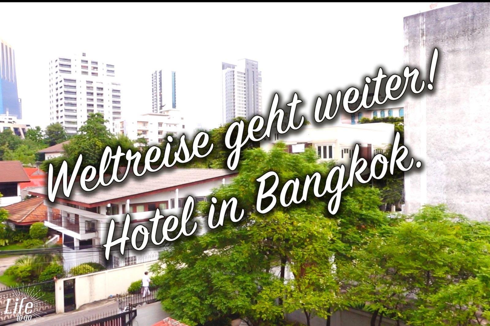Lee Travel Inn - Weltreise geht weiter