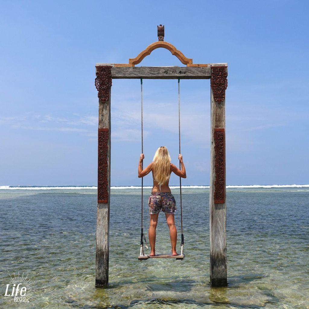 Backpacking über die Gili Inseln von Lombok nach Bali