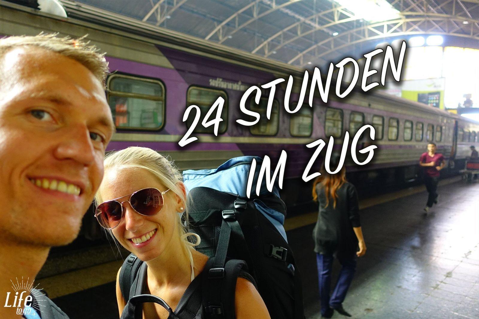Bangkok nach Butterworth - per Zug in 24 Stunden - 1