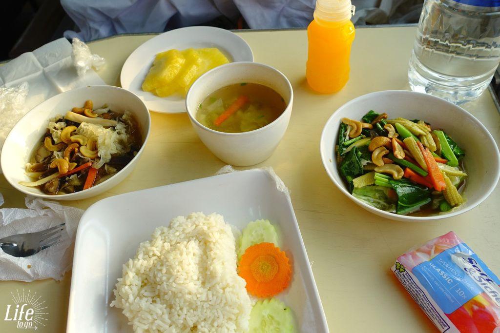 Bangkok nach Butterworth - per Zug in 24 Stunden - 2