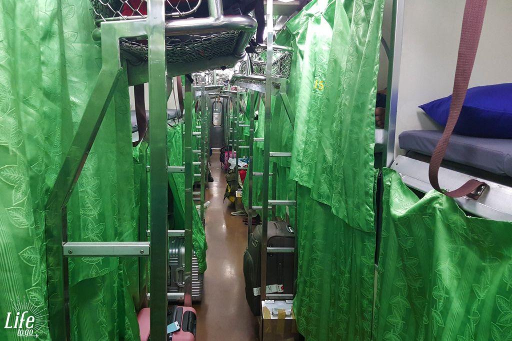Bangkok nach Butterworth - per Zug in 24 Stunden - 6