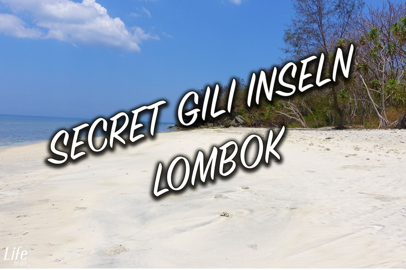 Die Secret Gilis - Trauminseln vor Lombok in Indonesien