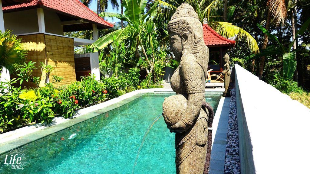 Geniale Unterkunft in Ubud auf Bali - Villa Di Sawah - 5