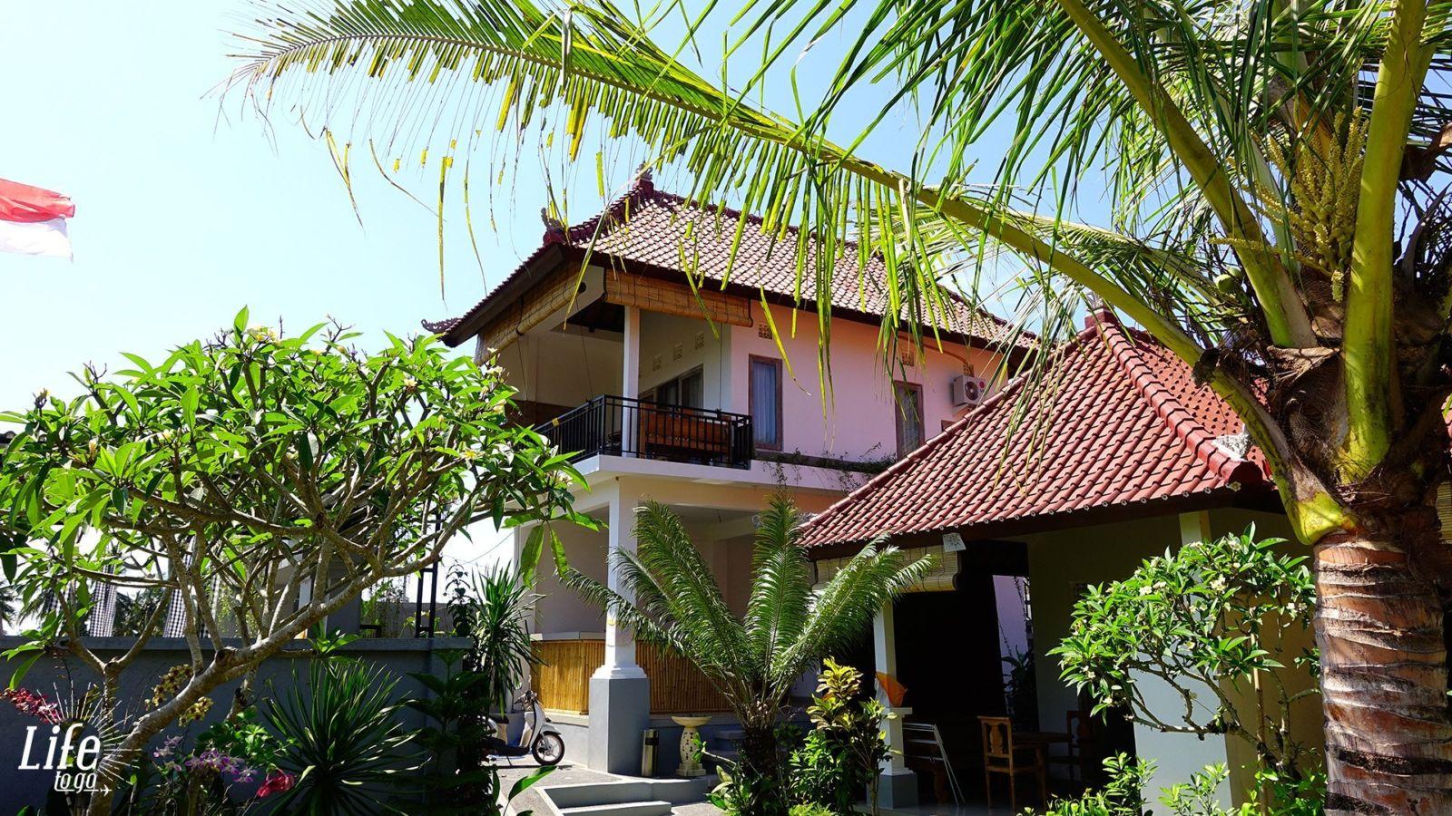 geniale unterkunft in ubud auf bali villa di sawah. Black Bedroom Furniture Sets. Home Design Ideas
