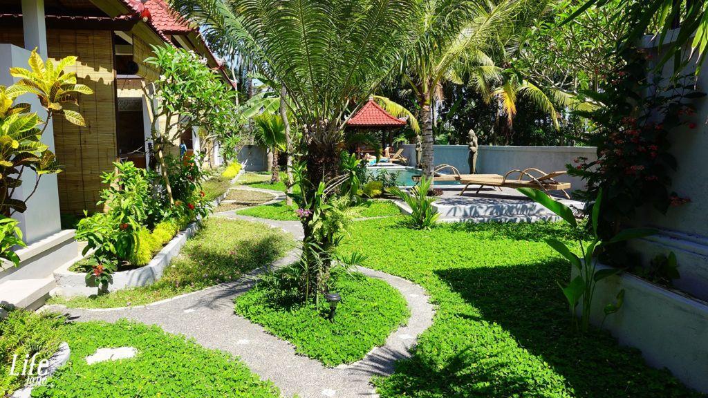 Geniale Unterkunft in Ubud auf Bali - Villa Di Sawah - 9