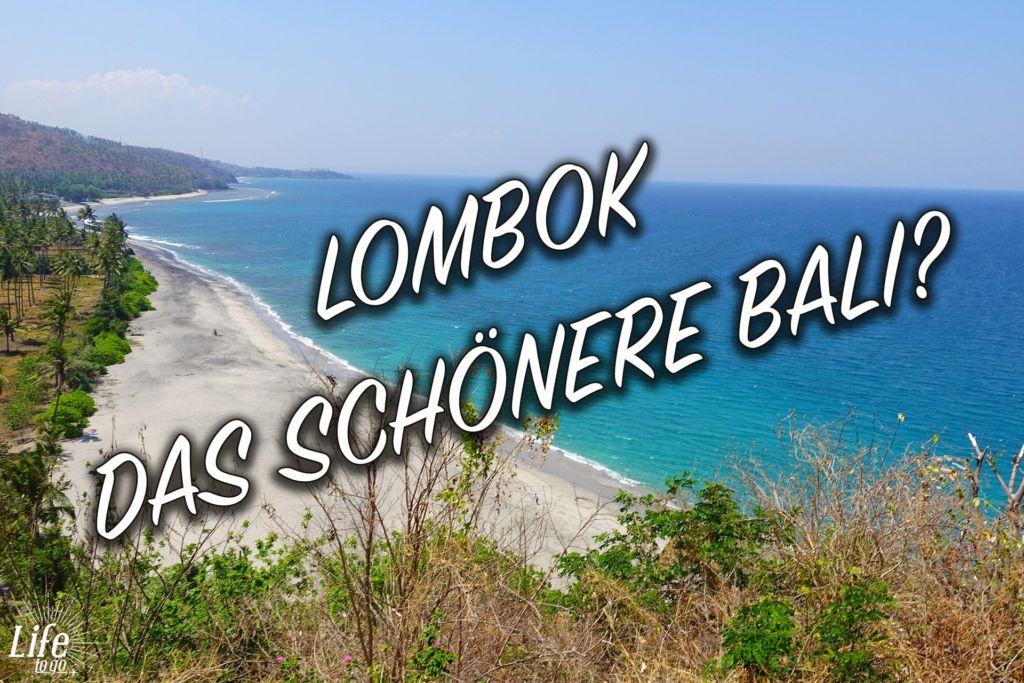 Unsere Reise nach Lombok, eine Insel in Indonesien