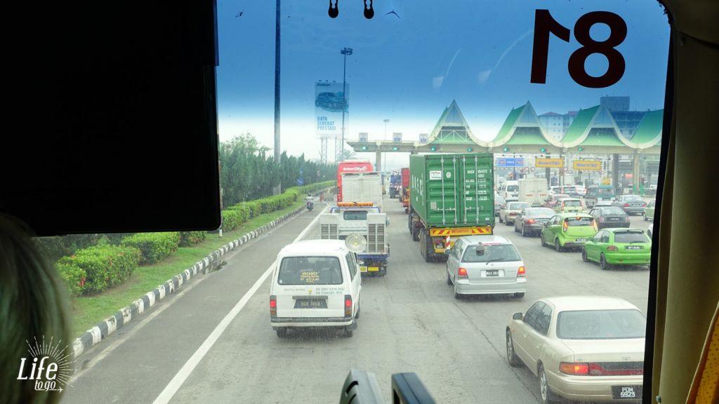 Penang nach Kuala Lumpur per Luxusbus - 4