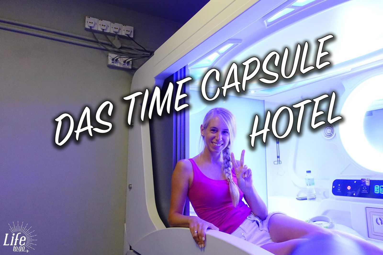 Time Capsule Hotel Penang - 1