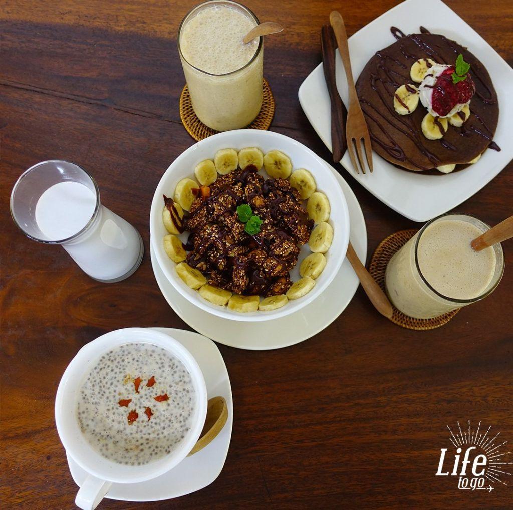 Tolle vegane Restaurants auf Bali