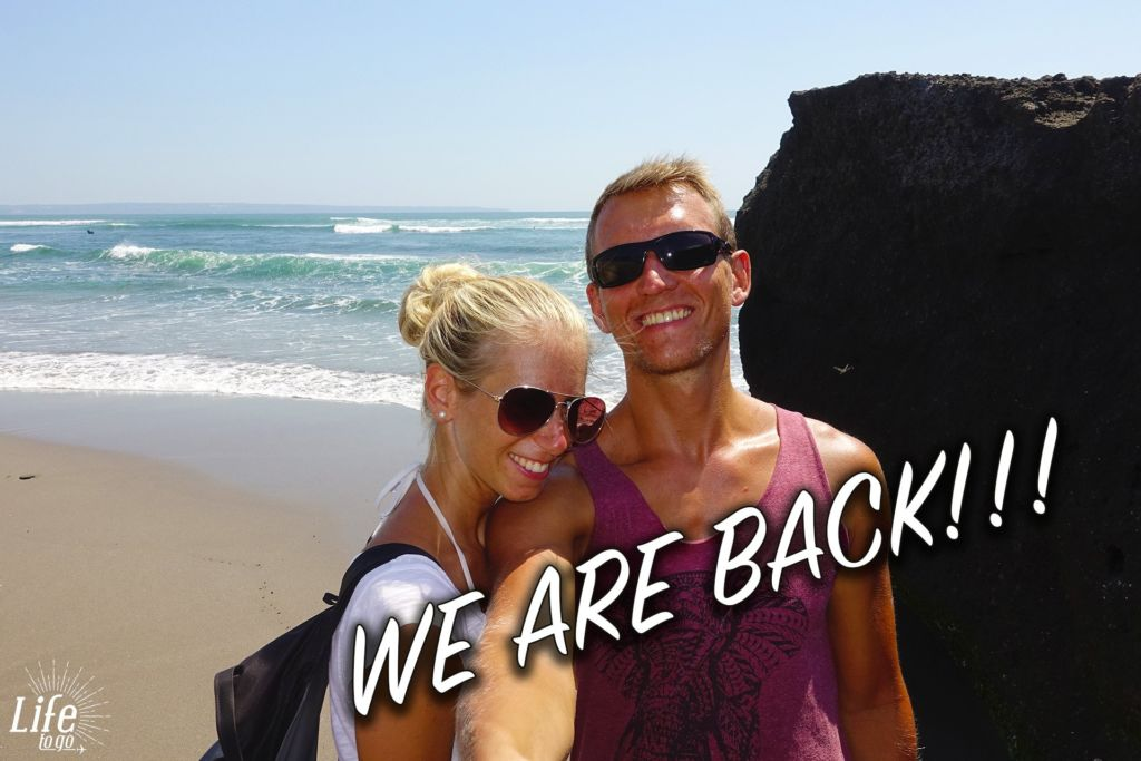 Still alive - WE ARE BACK!