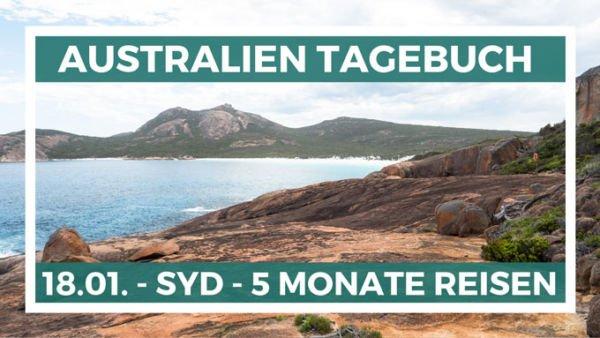 5 Monate auf Weltreise in Australien