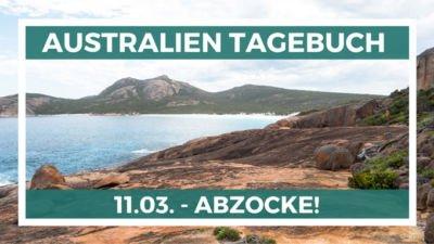 Abzocke in Australien