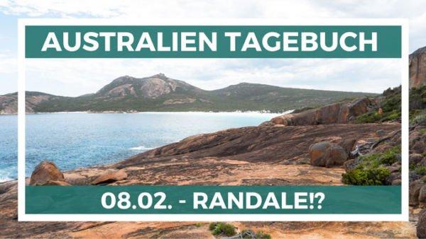 Daniel macht Randale in Australien