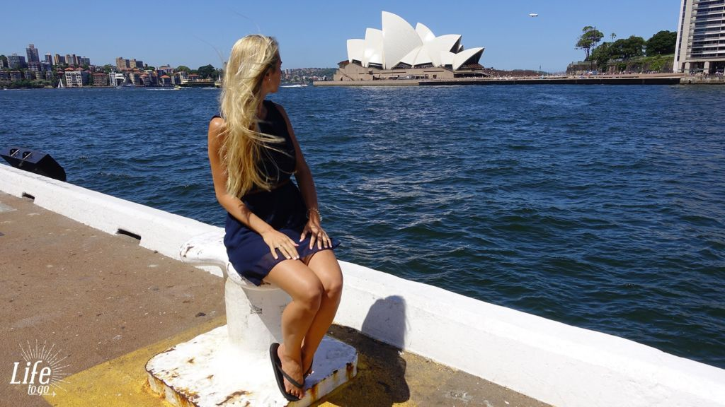 Reisetagebuch Australien - spontaner Ausflug