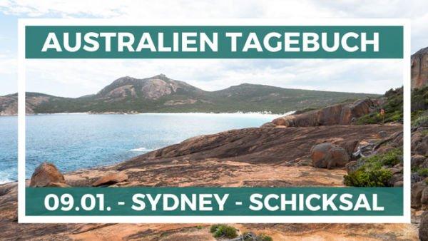 Schicksal in Sydney Australien