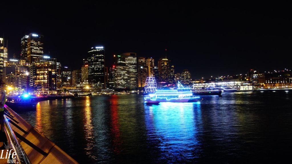 Auf Weltreise an Silvester in Sydney