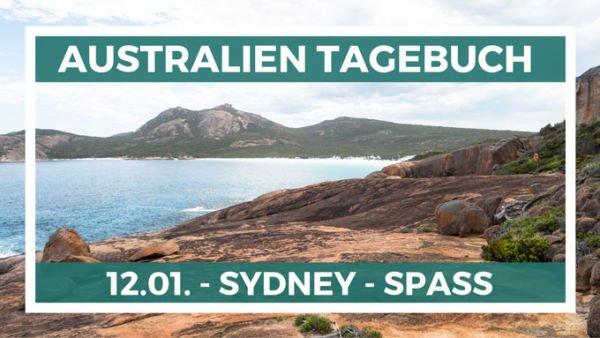 Spaß in Sydney Australien