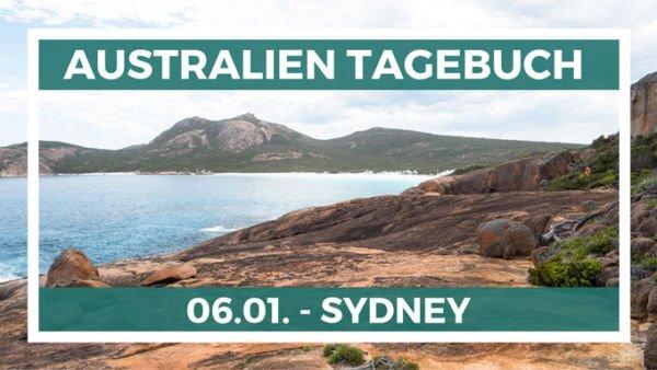 Sydney Australien Reisetagebuch