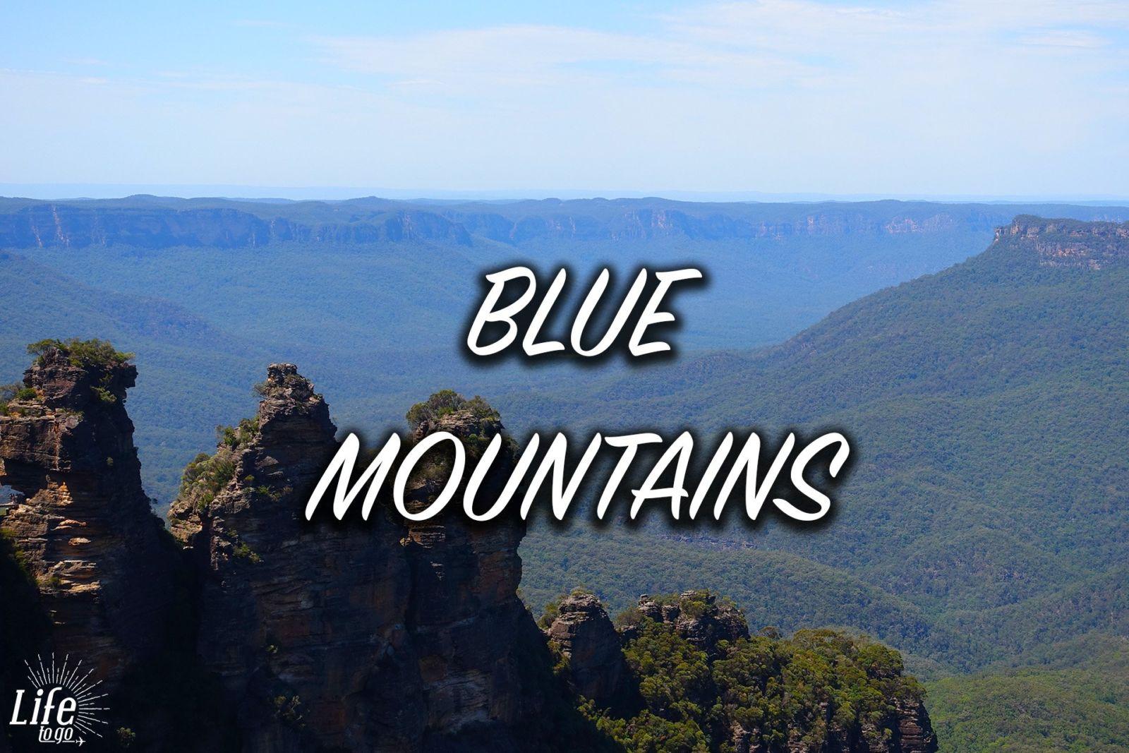 Ausflug in die Blue Mountains - Blue Mountains Tour