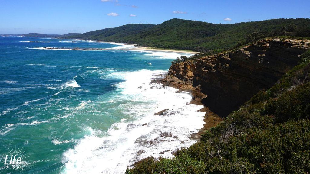 Reisetagebuch Australien - 20.02.2016 - Booderee Nationalpark, Merry Beach und mehr - Tag 42 bis 46