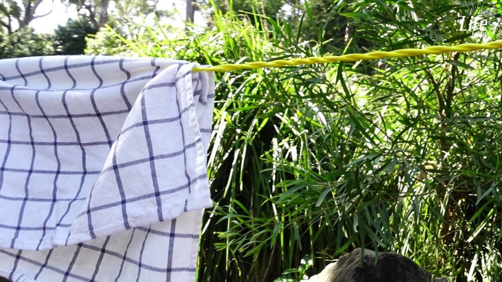 Wäsche trocknen unterwegs und auf Reisen