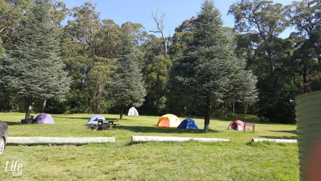 Reisetagebuch Australien - 15.02.2016 - Camping, Kängurus, Papageien, Plumpsklos und mehr - Tag 38 bis 41