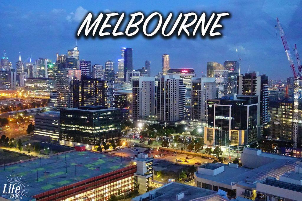 Melbourne in Australien - 5+5 Gründe, wieso du Melbourne lieben wirst - 1