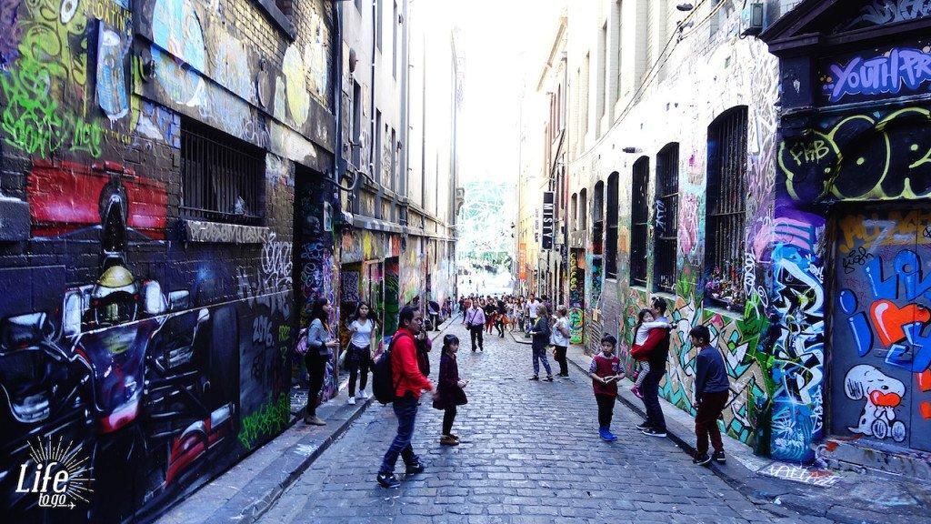 Melbourne in Australien - 5+5 Gründe, wieso du Melbourne lieben wirst - 6
