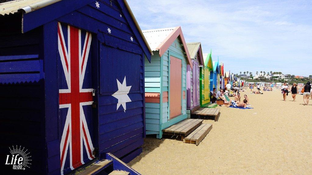 Melbourne in Australien - 5+5 Gründe, wieso du Melbourne lieben wirst - 9