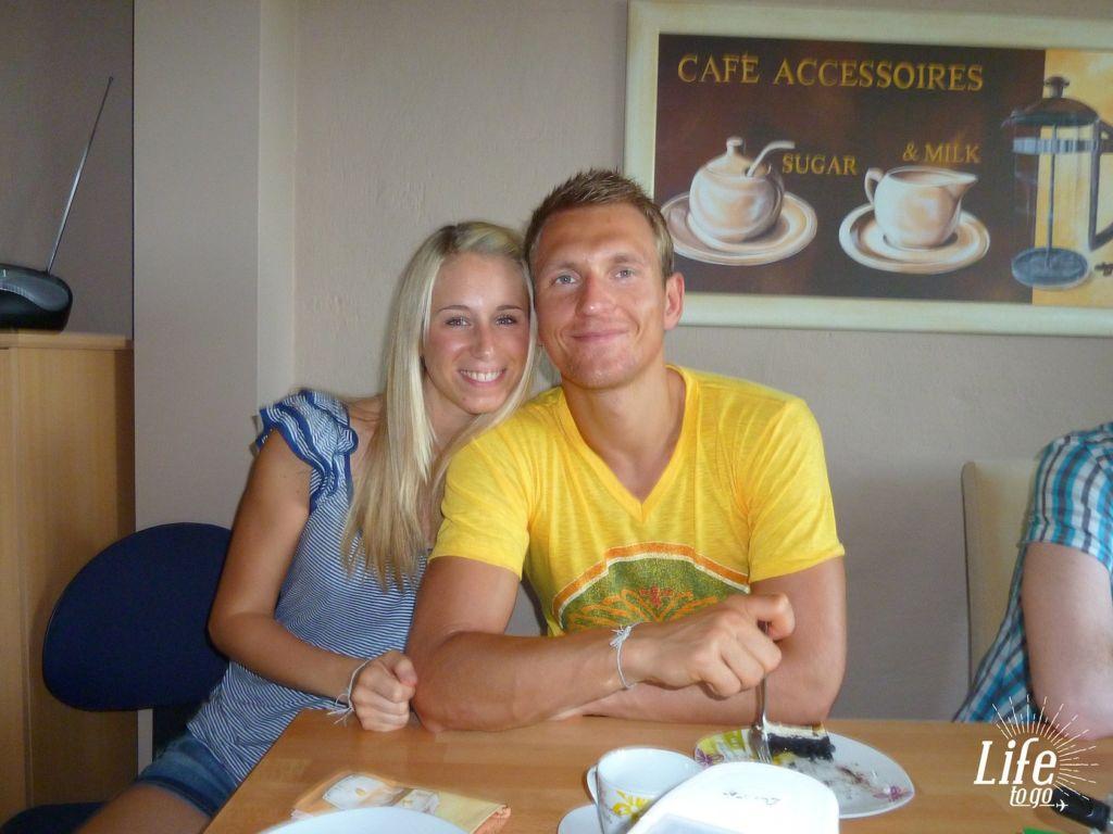 Das Geheimnis unserer Beziehung und unserer Liebe - 2012