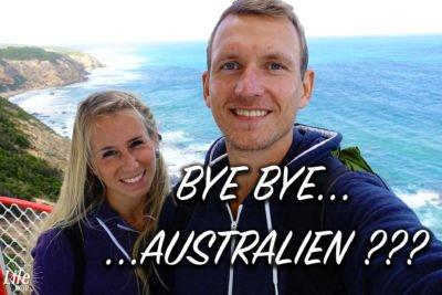 Dies ist das Ende unserer Australien Reise