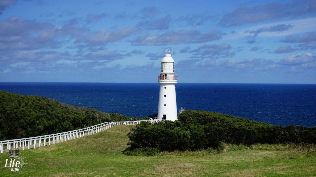 Cape Otway Leuchtturm nahe der Great Ocean Road