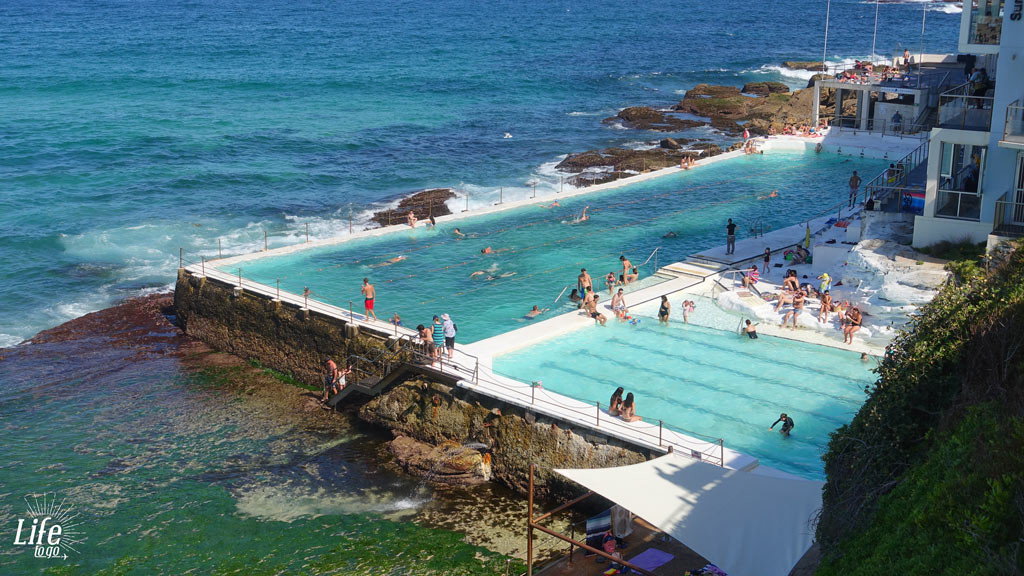 Der Icebergs Club in Bondi