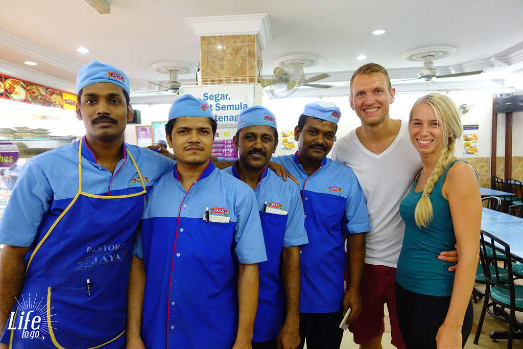 Unsere Freunde in Malaysia