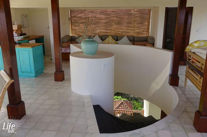 Adila Bali Rooftop Terrasse