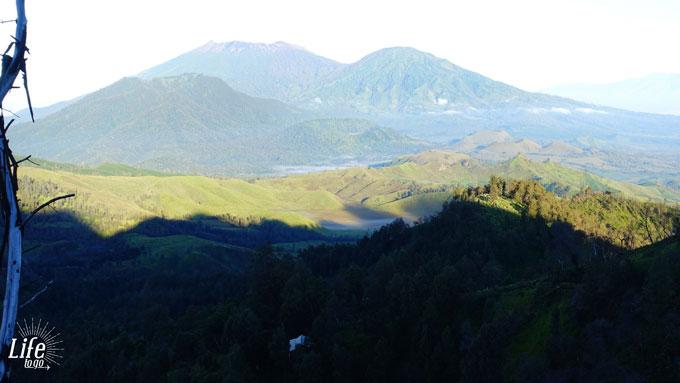 Mount Ijen Tour Abstieg