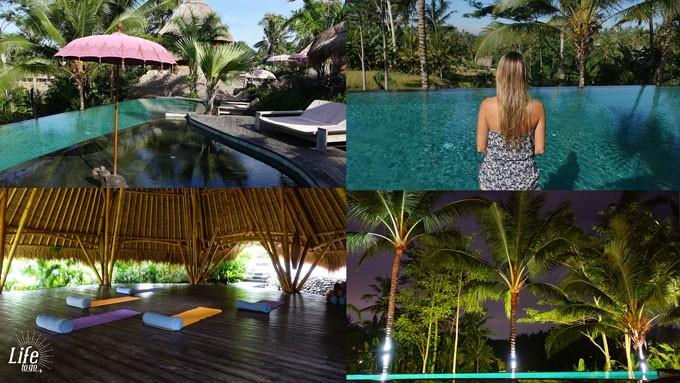 Yoga, Pool und Ruhe im Blue Karma Resort Ubud