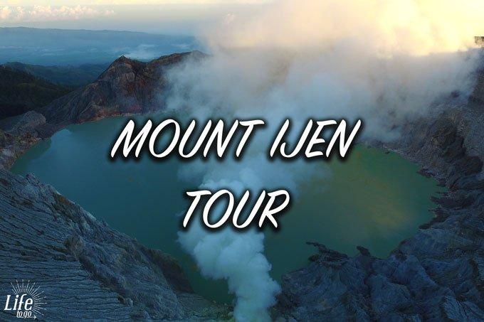 1-tägige Mount Ijen Tour Java