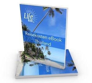 Thailand Reisekosten eBook mit Thailand Kosten und Ausgaben Aufstellung