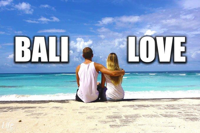 Auf den zweiten Blick in Bali verliebt!