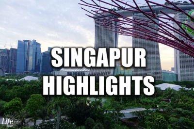 Unsere 8 genialen Singapur Highlights