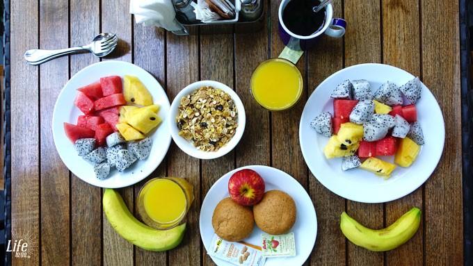 Holiday Inn Express Clarke Quay Frühstück