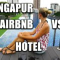Holiday Inn Express Clarke Quay Hotel vs. Airbnb Wohnung in Singapur