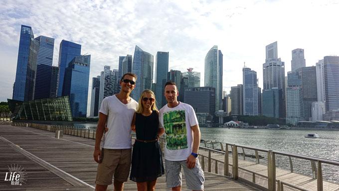 Singapurs Skyline - eins unserer Singapur Highlights