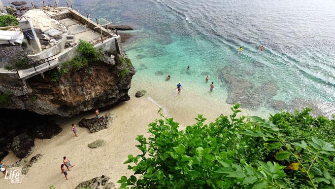 Blue Point Beach Bali - Balis schönste Strände